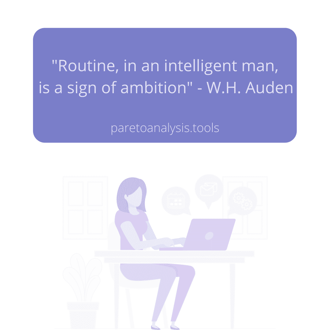 Visit ParetoAnalysis.Tools for awesome productivity tips